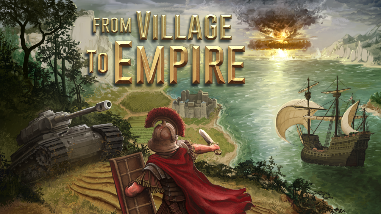 From Village (to,with a (view,look) to) Empire Game